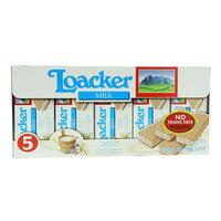 Loacker Milk Crispy Wafers with Milk Cream 225g