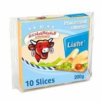 La Vache qui rit Light Cheese Slices 10 Slices 200g