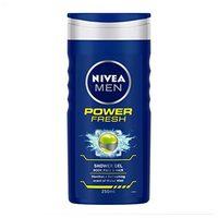 Nivea men shower gel power fresh 250 ml
