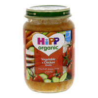 Hipp Organic Vegetable and Chicken Risotto 190g