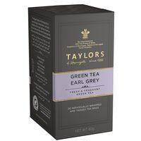 Taylors Green Tea Earl Grey 20 Tea Bags