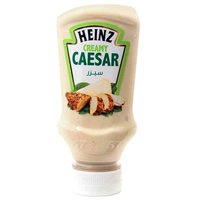 Heinz Creamy Caesar Salad Dressing Sauce 225ml