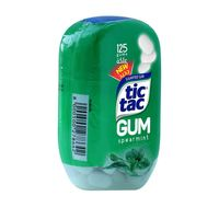 Tic Tac Spearmint Chewing Gum 60.8g