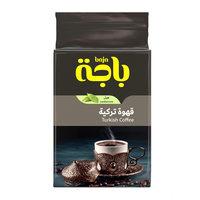 Buy Baja Turkish Coffee With Cardamom 400 G Online Shop Beverages On Carrefour Saudi Arabia