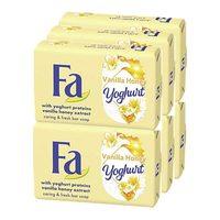 Fa soap 125 g × 4 + 2 free