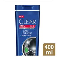 Clear Men Deep Cleanse Anti- Dandruff Shampoo 400 ml