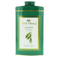 Royal Mirage Jasmine Perfumed Talc 250g