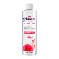 Johnson's micellar water rose 400 ml