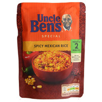 Uncle Ben's Special Spicy Mexican Rice 250g