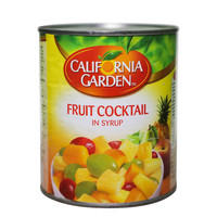 California Garden Canned Fruit Cocktail In Syrup Ready-To-Eat 825g