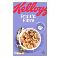 Kellogg's Fruit'n Fibre Whole Grain Cereals 500g
