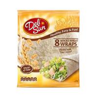 Delisun Breads Flour Wraps 780GR
