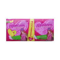 Private Missteen Ladies Pads Xtra Thin 20 Pads