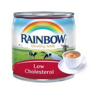 Rainbow Low Cholesterol Evaporated Semi Skimmed Milk with Vegetable 160ml