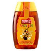 Nectaflor Andy Natural Bee Honey 250g