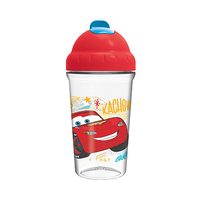 Toddler Flexi Straw Cup Cars 265ML