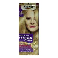 Schwarzkopf Palette Intensive Hair Color Cream 9-0 Extra Light Blond