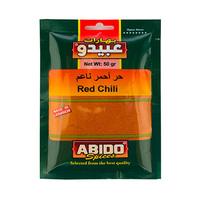 Abido Chilly Powder 50GR