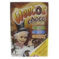 Weetabix Weetos Wholegrain Chocolate Cereal 375g