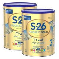 S26 PROGRESS GOLD 900GX2 15%