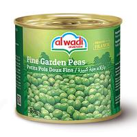 Al Wadi Al Akhdar Garden Peas 400GR