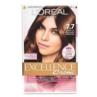 L'Oreal paris excellence 7.7 honey brown