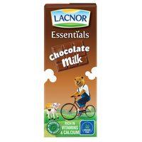 Lacnor Essentials Chocolate Milk 180ml