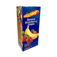 Maccaw Juice Strawberry & Banana Carton 1L