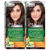 Garnier Color Naturals Creme Dye - 5.1: Light Ashy Browns Case 60mlX2