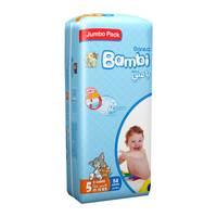 Sanita bambi diapers size 5 x large x 54 pieces
