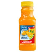 Almarai Juice Mango & Grape No Added Sugar 300ml