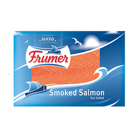 Frumer Atlantic Smoked Salmon 150GR