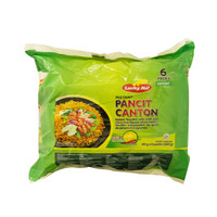 Lucky Me!! Instant Pancit Canton Noodles 60g x 6 Piece