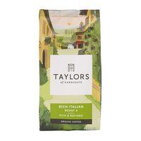 Taylors Rich Italian Roast 4 Ground Coffee 227g