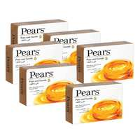 Pears Pure And Gentle Soap 75gx6