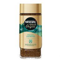 Nescafe gold origins sumatra instant coffee 100g