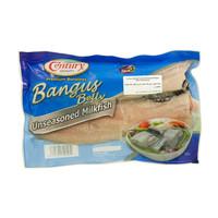 Century Tuna Premium Boneless Bangus Belly Unseasoned Milkfish 400g