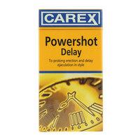 Carex Powershot Delay Condom Pack of 12