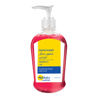 My choice hand wash raspberry 475 ml