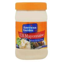 American Garden Gluten Free Mayonnaise Sauce 473ml