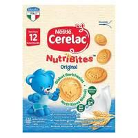 Nestle Nutribite Original Biscuits Cerelac 180g