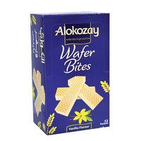 Alokozay Wafer Vanilla Flavour 45g x Pack of 12
