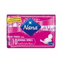 Nana Ladies Pads Thick Maxi Normal Duo 20 Pads