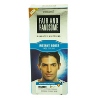 Emami Fair and Handsome Advanced Whitening Instant Boost Face Cream 50ml