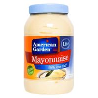 American Garden Lite Mayonnaise 907g