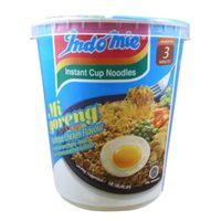 Indomie Barbeque Cup Fried Noodles 75g