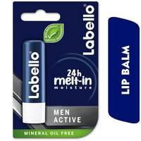 Nivea Labello Lip Care Active for Men Stick 4.8g