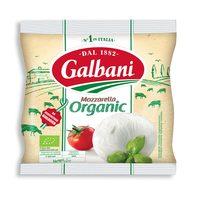 Galbani Bio Organic Mozzarella Cheese Ball 125g