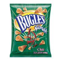 Bugles Corn Snack Chilli Flavor 125 g