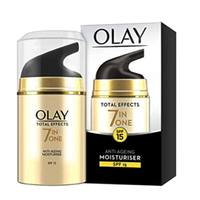 Olay Total Effects 7in1 Anti Aging SPF15 Skin Day Cream 20g